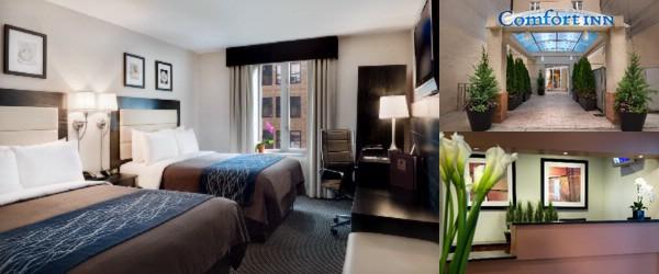 Hotel Comfort Inn Brobard