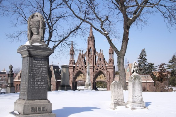 Visit The Greenwood Cemetery In Brooklyn Nyctt By Mika