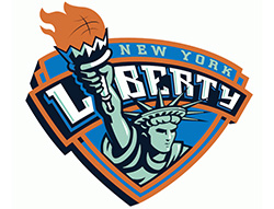 logo new york liberty