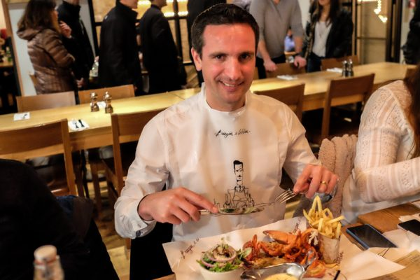 Burger and Lobster, a really good place to eat lobster in ...