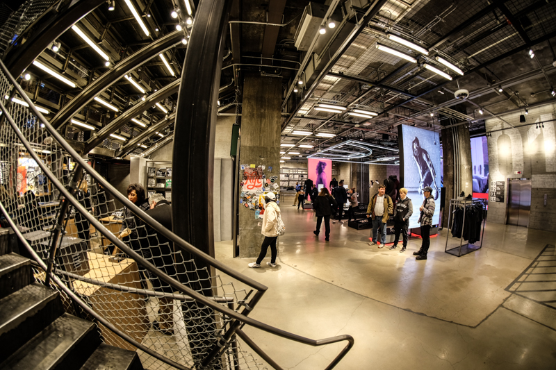 Discover The New Adidas Store On 5th Avenue