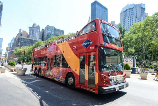 Grayline Bus Tours Nashville